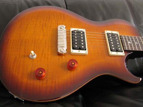 Paul Reed Smith PRS SE Singlecut Body